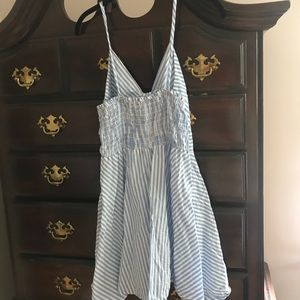 Dresses - Cute Striped Sundress